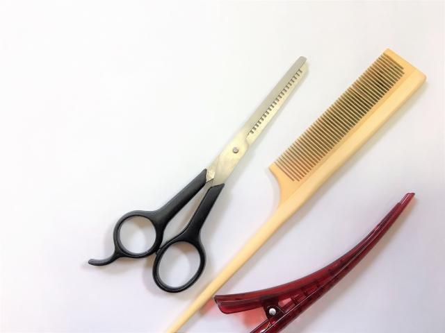 自分で前髪を切る時の注意点