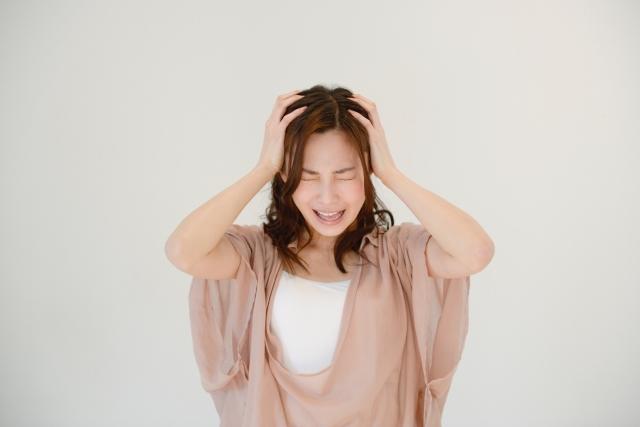 ストレスと美容の関係