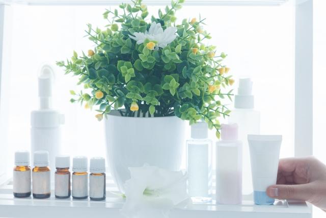 抗酸化化粧品の種類