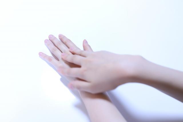 キレイな手を叶える3つの法則