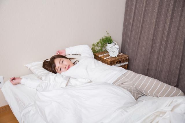 老けないお肌を作る睡眠の3つのポイント