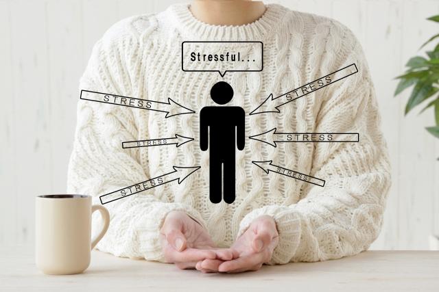 ストレスを上手に解消する方法