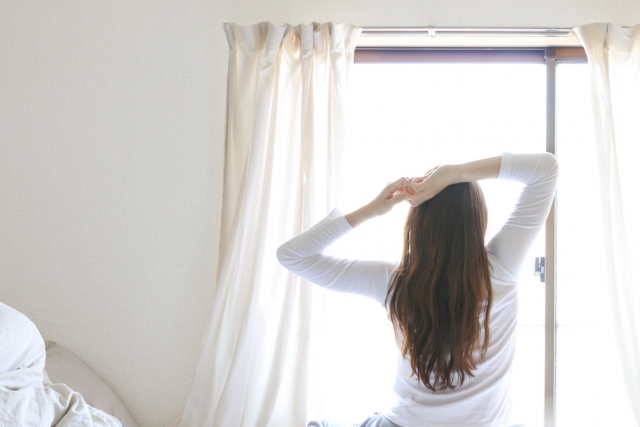 睡眠とお肌の関係