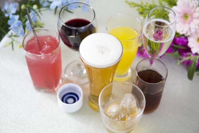 美肌に重要な飲み物との付き合い方